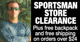 Sportsman Store Clearance
