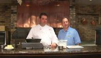 Chef Peter SclafaniRuffino's Italian Restaurant1881 Highland Road • Baton Rouge, LAClick here for RecipeClick here for Butter Sauce