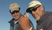 Peration Speckled Trout, White Trout and Redfish. Guest Dr. Carl Lunkart and A.J. Parro.
