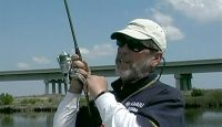 Join Bob as he shows how to catch Redfish during the winter and spring on high tide in Leeville, Louisiana