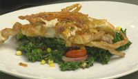 Chef Ryan Andre from Le Creole shows us how to make Soft Shell Crab Almondine.Le Creole18135 E. Petroleum DriveBaton Rouge, LA 70809http://www.lecreolebr.com/