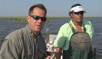 Join us as we travel to Vermilion Parish with Billy Broussard and Sam Barbera as we catch fish, crabs, shrimp and have a cajun real good time.