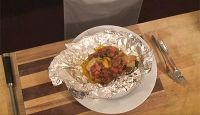 Chef Peter Sclafani of Ruffino's shares his Redfish Pomodoro recipe.