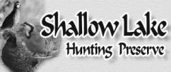 Shallow Lake Hunting Preserve -  in Louisiana