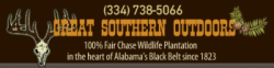 Great Southern Outdoors - hunting, fishing, lodging in Alabama