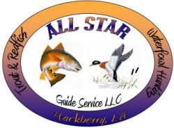 Allstar Guide Service - Hunting guide, fishing guide, duck hunting in  LA