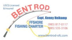Bent Rod Offshore Charters -  in LA