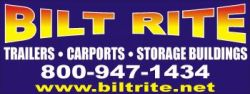 Bilt Rite - trailer, utility trailer, enclosed trailer, carg in Mississippi