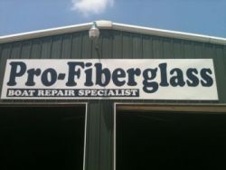 Pro Fiberglass - fiberglass, service, boats, gel coat, buffing, w in Louisiana