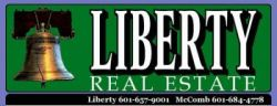 Liberty Real Estate - real estate, land, acerage, timberland, mississi in Mississippi