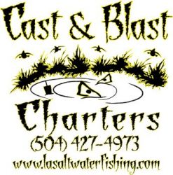 Cast and Blast Charters - fish, charter, guide, trout, redfish, inshore fi in Louisiana