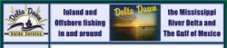 Delta Dawn Guide Service - venice fishing guide lodging available trout red in Louisiana
