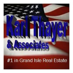 Karl Thayer & Associates - real estate, grand isle, rentals, camp,
