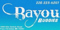 Bayou Buggies - Custom, Golf, Cart, Lifted, Atv, Gulf Carts, Car in Mississippi