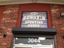 Songys Sporting Goods - sporting goods, fishing tackle, fishing equipmen in Louisiana