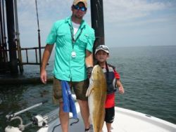 Southern Delta Charter's - Fishing guide in LA
