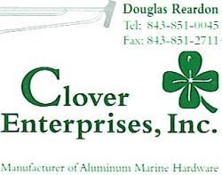 Clover Enterprises -  Fabrication T-Top Kayak Aluminum Charleston in SC