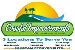 Coastal Improvements - Screen Rooms, Sunrooms, Patio Covers, Glass Room in MS