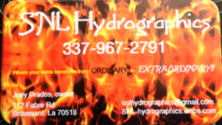 SNL Hydrographics - hydrographics in louisiana in Louisiana
