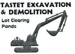 Tastet Excavation & Demolition - excavation, demolition, lot clearing, ponds in Louisiana