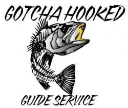 Capt. Sal Fontana's Gotcha Hooked Guide Service - redfish, trout, hopedale, delacroix, shell beach in LA