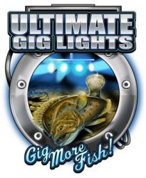 Ultimate Gig Lights - gig lights, flounder, fishing, supplies, lights, in NC