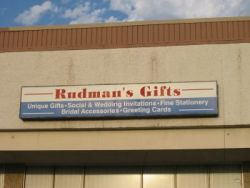Rudman's Gifts - invitations, wedding, gift, printing, stationery in Louisiana