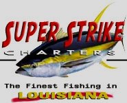 Super Strike Charters - offshore tuna fishing charters venice louisiana in LA
