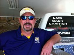 Laid Back Charter - Charter fishing service in LA