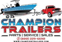 Champion Trailers  - utility and boat trailer parts and repairs in LA