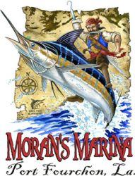 Moran's Marina - For The Finest Fishing In Fourchon & Grand Isle  in LA