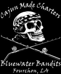 Cajun Made Charters - For The Finest Offshore Fishing Experience in Louisiana