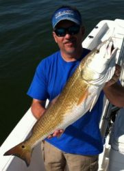 Capt John's Fin-tastic Charters - Grand Isle, Specks, Redfish, Trout, Inshore in LA