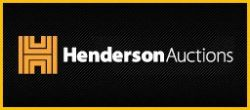 Henderson Auctions - auctions, rv's, equipment in LA