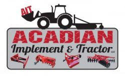 Acadian Implement and Tractor - buy-sell tractors farm equipment in louisiana in LA