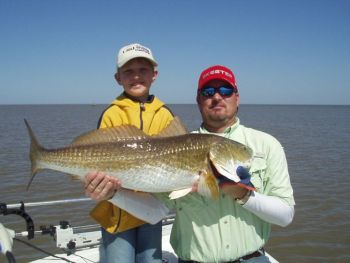 Venice Charters Unlimited - Light Tackle sportfishing in Venice Louisiana.