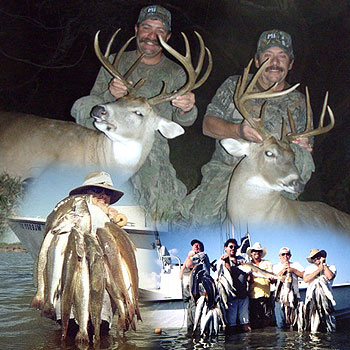 All Seasons Guide Service - Specializing in South Texas free range, fair chase hunts. On over 125,000 acres for Trophy Whitetails, Mule Deer and Nilgai Bulls. Also Trophy Trout and Redfish.