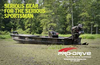 Pro-Drive - We sell gear drive, surface drive air cooled outboard motors from 27 to 37 hp.