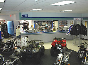 Friendly Yamaha - Great selection and great prices on all Honda and Yamah ATV's, motorcycles and watercrafts. Parts and service as well.
