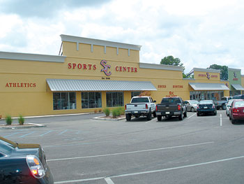 Sports Center - Starkville - 3 Full Line Sporting Goods Store locations to serve you in Natchez, Vicksburg & Starkville, Est 1946