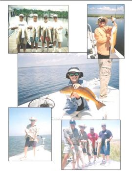 Dufour's Fishing Charters   - Salt Water Fishing Guide, Over 20 Yrs Experience, Lg & Small Groups, Captain Todd Dufour