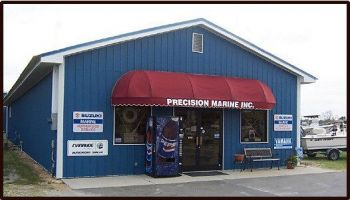 Precision Marine - We have proudly been selling and servicing Sundance, War Eagle, Roughneck, Lowe, Blue Wave and Riddick Bay boats in Goldsboro, NC for 13 years!