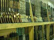 Sportsman, Inc. - We have one of the largest selections of firearms in the area such as Smith & Wesson, Kimber, Glock, and Springfield just to name a few. We can even special order a specific handgun to meet your needs.