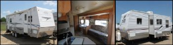 Henderson Auctions - Best Deals on Travel Trailers. Public Auctions on Travel Trailers with NO MINIMUM PRICES!