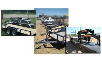 C & R Auto & Trailer Sales - Price us on utility & equipment trailers.