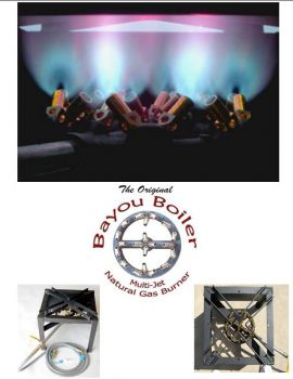 Bayou Boiler - The