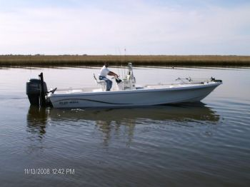 Spots & Specks Charters - Captain Eddie Berthelot has been fishing the South Lafourche and Grand Isle marsh for over 30 years.  Let his experience help you have a great experience on the water.