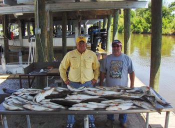 Capt. Anthony Dudenhefer Mardi Gras Fishing Charters - Charter captain with over 30 years experience fishing lake pontchartrain, Lake Borne, and the Biloxi Marsh.
