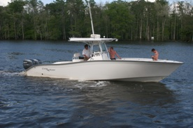 Captain Morgan Charters - If you want to catch Mahi-Mahi, Mako, Marlin, Swordfish, Tuna, Wahoo, Amberjack, Grouper, or Snapper, we will be happy to accommodate.   We offer day and over night trips departing from Venice Marina.