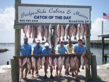 Bent Rod Offshore Charters - Our main purpose is to help you land the biggest fish and have a safe and friendly experience